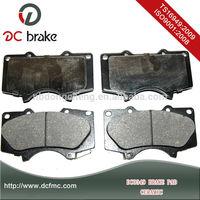 brake pad back plate high quality