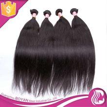 No Tangle ,No Shedding 5a 100% Brazilian Human Hair, Brazilian Remy Hair Extensions