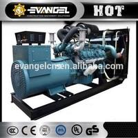 360Kw Doosan Generator Alternator Diesel Generation Set