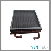 aluminium radiator factory copper fin condenser