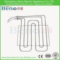 eléctrico de acero inoxidable tubo de elemento de calefacción para los componentes de electrodomésticos
