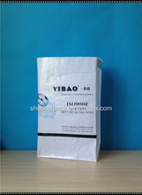 Flat Bottom Bottom Option and Top Full Open Top Option PP Cement Bag