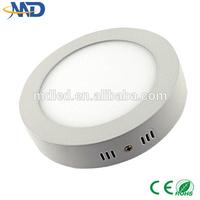 3w 2835 SMD led panel light round 90-277V 3 years warranty led casio g-shock panel light