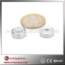 N40 monopole high quality pot magnet