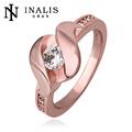 2014 diseñador de joyería de moda rose gold supplier - INALIS