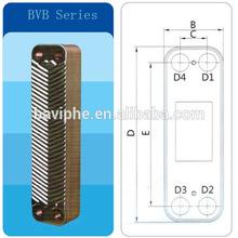 High Heat Transfer Efficiency Heat Exchangers,BAVI China Heat Exchangers Air Recuperator Wholesale