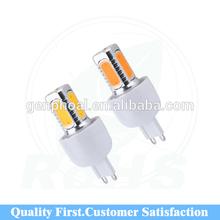 CE SAA 10w led r7s bulb g9