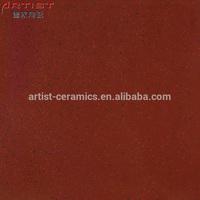[Artist Ceramics- M] red brick floor ceramic tiles 600x600mm Indian red series