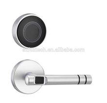 Hot sale new design zinc alloy rfid z-wave door lock