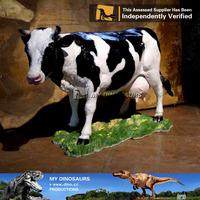 MY Dino-Custom animal life size polyresin cow statue