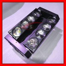 8*10W LED Beam Moving Head Light/New Spider Effect 8pcs 10 Watt Stage Light Moving Head Beam