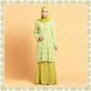 2014 Transend fashion hand beading muslim dress baju kurung malaysia