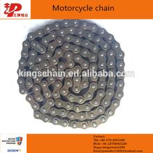 Venezuela transmission kits high quality 428H motorcycle chain and sprocket kits