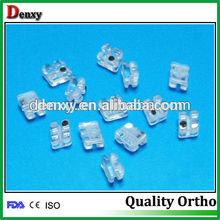 Good quality and best price ceramic braces /brackets of ceramic in orthodontics