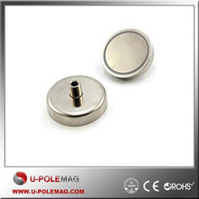 high quality and practical round pot magnets