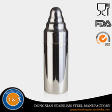 Fast delivery aluminum metal shaker bottle