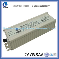 High quality high power constant voltage constant current waterproof IP67 outdoor electronic led driver 70w 1500mA