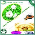 puro olio di semi di cotone per la cottura in serbatoio ibc