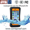 2014 waterproof mobile phone case for iphone 5 waterproof mobile phone case for iphone 5s