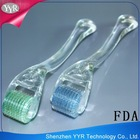 YYR promotion! factory direct wholesale micro needle nurse system crystal 200 needles skin derma roller