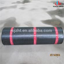 Bitumen self-adhesive polymer waterproofing materials