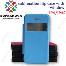 Custom Printed Flip Phone Case for iphone 4/4s