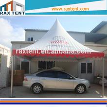 Waterproof PVC car parking tent, carport tent