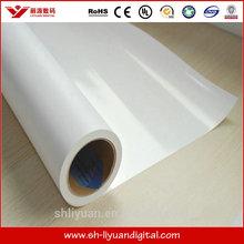 adhesive pvc UV resisitant vinyl for digital printing