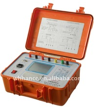Transformer calibrator,Chinese characters,large LCD screen,connect to computer,safe,CT/PT,electronic testing device