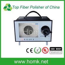 Optic fiber inspector,optical fiber microscope,fiber optic microscope