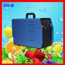 High Efficiency Ceramic Portable Ozone Generator Food Fruits Freshing 2g/h-New