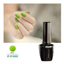 nail art natural nails gel polish nature shining nails last for more than 20 days