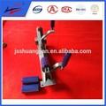 4 pulgadas de diámetro de la minería se utiliza el tubo de acero de la correa transportadora de rodillos portador de rodillos precio
