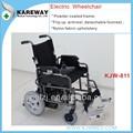 durável electric cadeira de rodas para deficientes