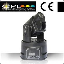 RGB 15w Professional Plastic 15w mini led moving head spot
