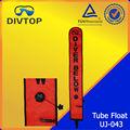 nuevo diseño de la inflación del flotador de seguridad buzo de la señal del flotador de la inflación