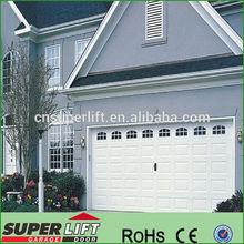 9x8 sectional garage door,CE cert. commercial garage door ,cheap garage door
