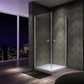 preço barato da liga de alumínio moldura de vidro do armário de banheiro