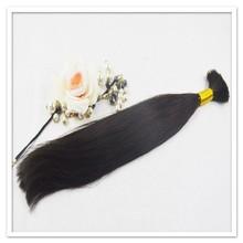 2015 best sellers raw unprocesse hair weft brazilian virgin hairbrazilian bulk hair extensions without weft
