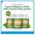 2014 venta caliente natural de garcinia cambogia cápsulas para adelgazar