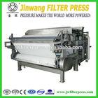 2014 hot sale full automatic sludge treatment belt filter press, WhatsApp: +86 15633652233