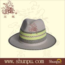 2014 mens fashion panama straw hat