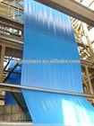 1mm impermeable pond liner blue geomembrane