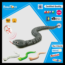 New design 3 functions USB charger rc lifelike snake toy