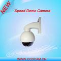 mini ptz de la cámara al aire libre pan tilt zoom cámara resistente a la intemperie de la cámara ptz