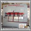 Hydraulic MDF Press Machinery Laminate