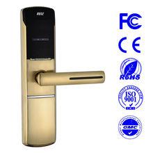 Smart RF Card digital door lock with remote