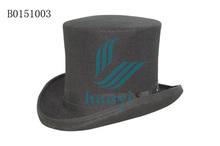 venta al por mayor mans de fieltro de lana de alta superior baratos sombreros