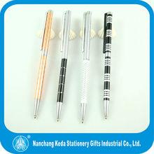 2014 luxurey stationery super junior new design custom promotional pens