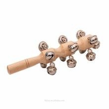music instrument sleigh bells, jingle hand bell